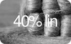 logo réduit 40 % lin