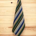 tam torchon coton castres bleu vert